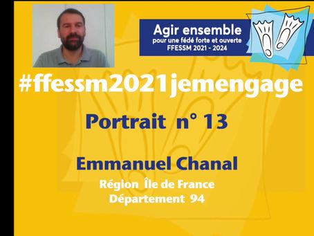 Mais qui est Emmanuel Chanal ?