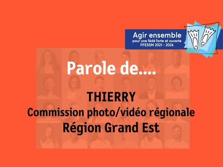 Parole de ... Vice président d'une commission régionale photo/vidéo et formateur