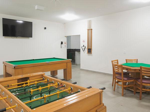 area de lazer, sala de jogos, Valinhos P