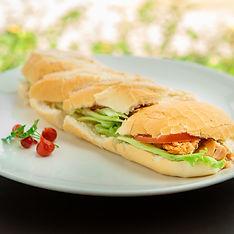sanduiche, restaurante, Vinhedo Plaza Ho