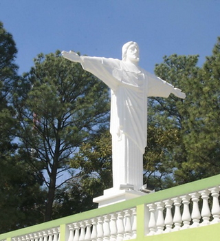 Portal do Cristo (Mirante), site prefeit