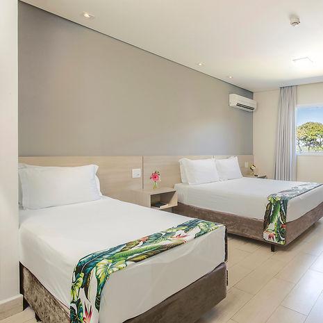 apartamento standard duplo, Valinhos Pla