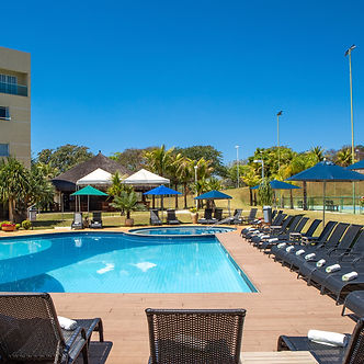 u. piscina, area de lazer, Vinhedo Plaza