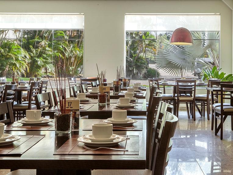 cafe da manha, salao, Valinhos Plaza Hot