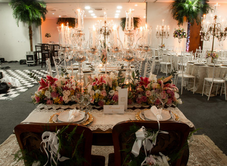 Importância de escolher um bom espaço para seu evento