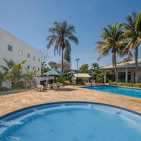 Valinhos Plaza Hotel, area de lazer 2019