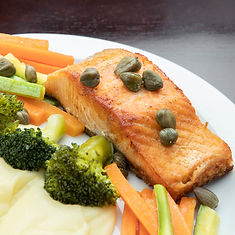 salmao, peixes, Ficus Restaurant, Valinh