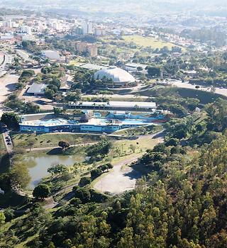 Parque Municipal Jayme Ferragut, site pr
