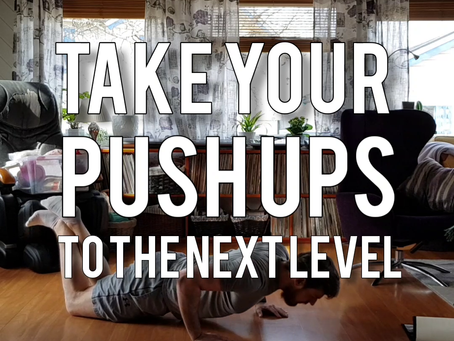 9 Bodyweight push-up variations you should try at home.