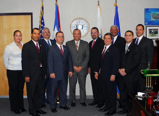 FBI Citizens Academy San Juan Chapter