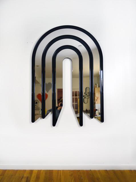 custom mirror (SOLD)