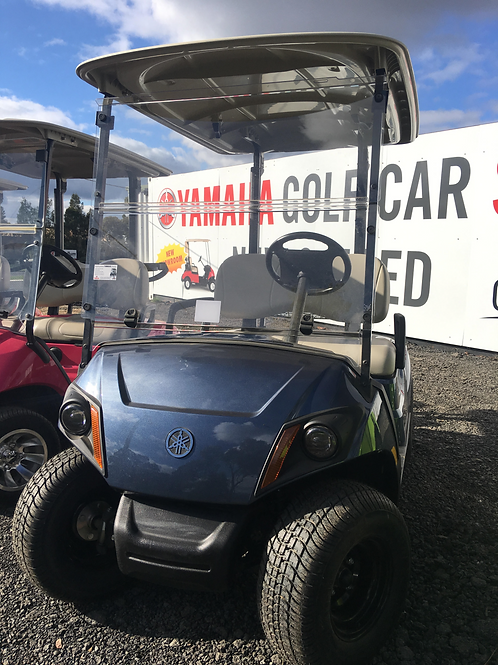 2020 Yamaha Quietech PTV Fuel Injected golf car
