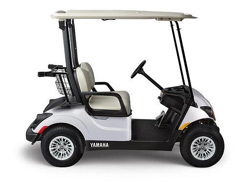 2020 Yamaha Quietech PTV Fuel Injected golf car