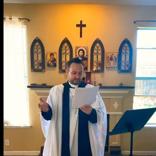 Morning Prayer 2020-03-29