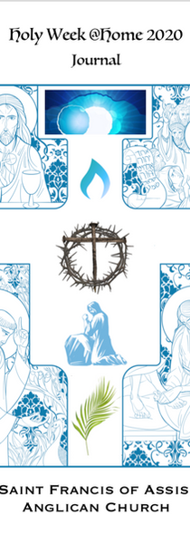 Holy Week @Home Journal