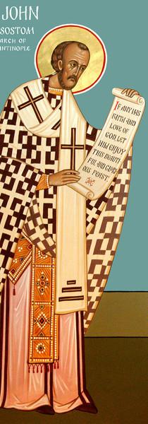 Easter Sermon by St John Chrysostom