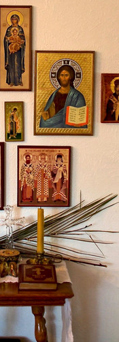 Creating Sacred Space for Holy Week at Home