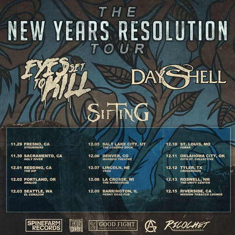 Live with Dayshell in the USA!