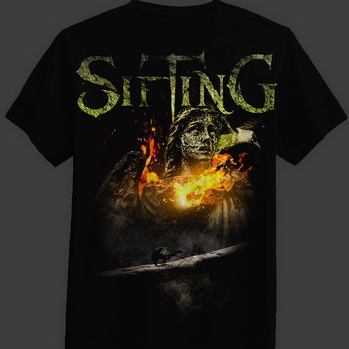 Blowing Fire - T Shirt