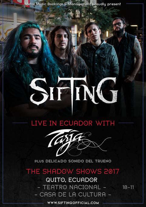 Live in Ecuador with Tarja!