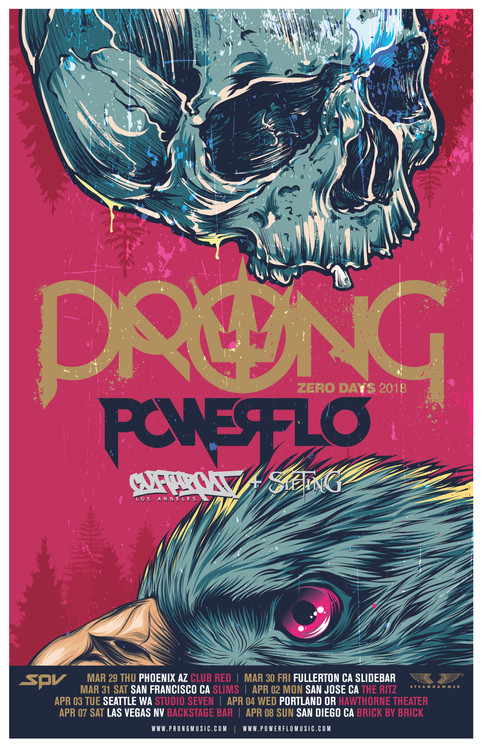 Prong, Sifting & Powerflo... let's go!