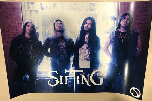 SIFTING Poster (Pink)
