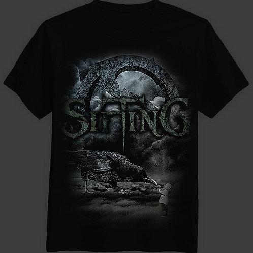 US Tour Spring 2018 Sifting - T Shirt