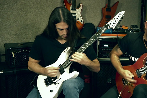 """Full Guitar Tablature for """"Stop Calling Me Liberty"""" (Guitar Pro & PDF)"""