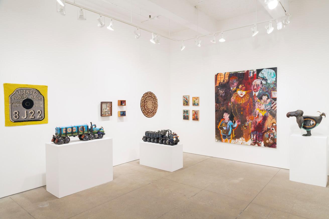Grand Salon: The Visionary Eye of Allan Stone
