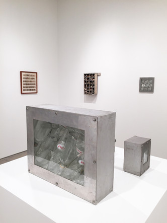 Dan Basen: Collage and Assemblage 1960-1965