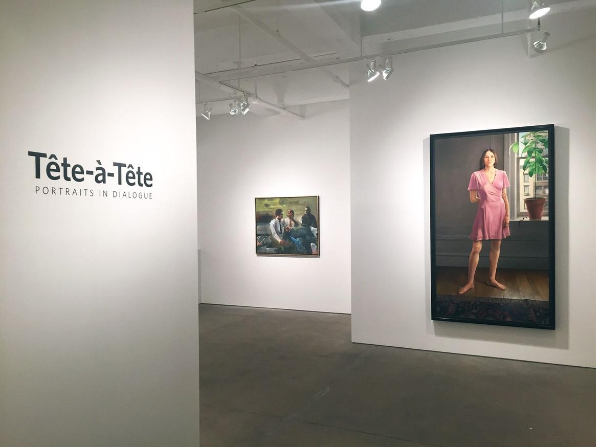 Tête-à-Tête: Portraits in Dialogue