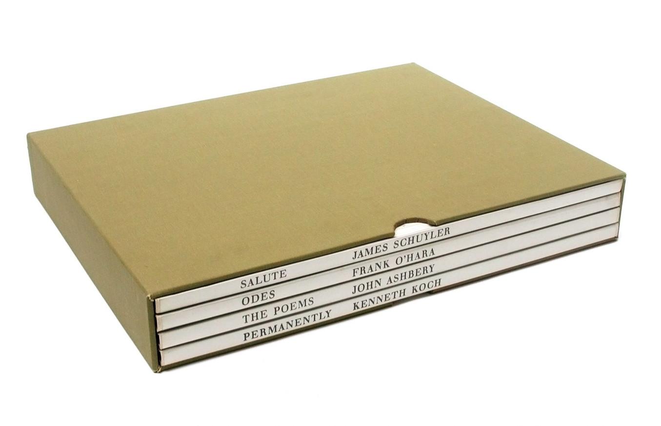 Tiber Press Limited Edition Four Volume Set