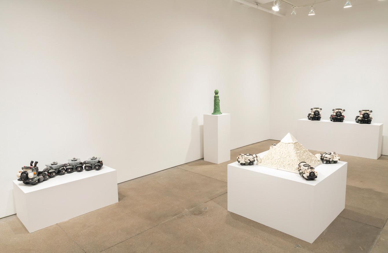 Dennis Clive: Ceramic Transport
