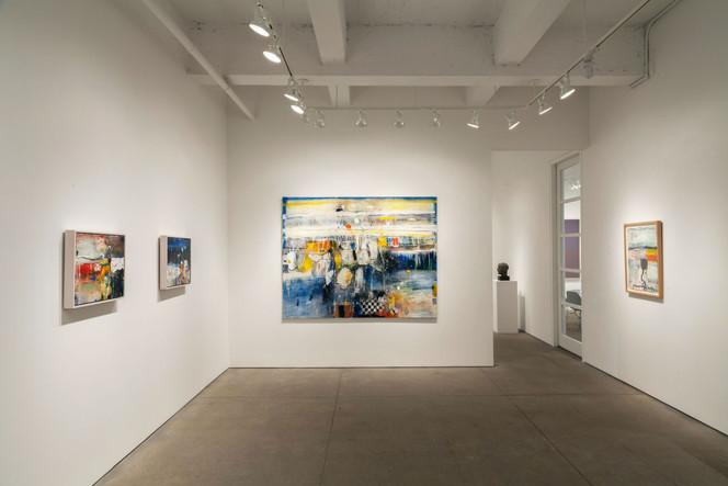 Robert Baribeau: Abstract Horizons