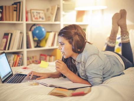 Учись дома онлайн