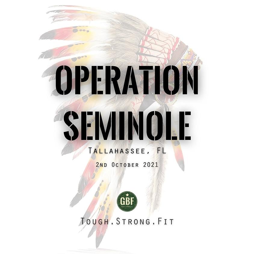 GBF Urban: Operation SEMINOLE