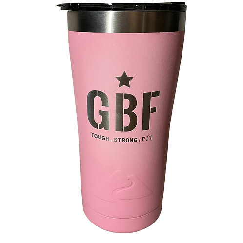 GBF 20-Ounce Tumbler (Pink)