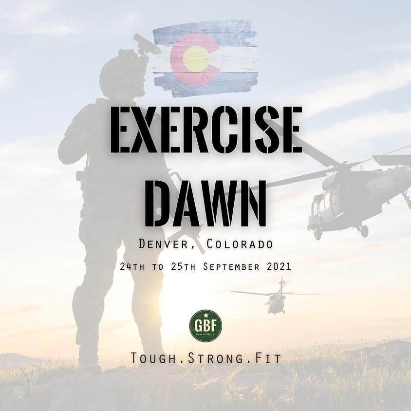 Exercise DAWN (Colorado)