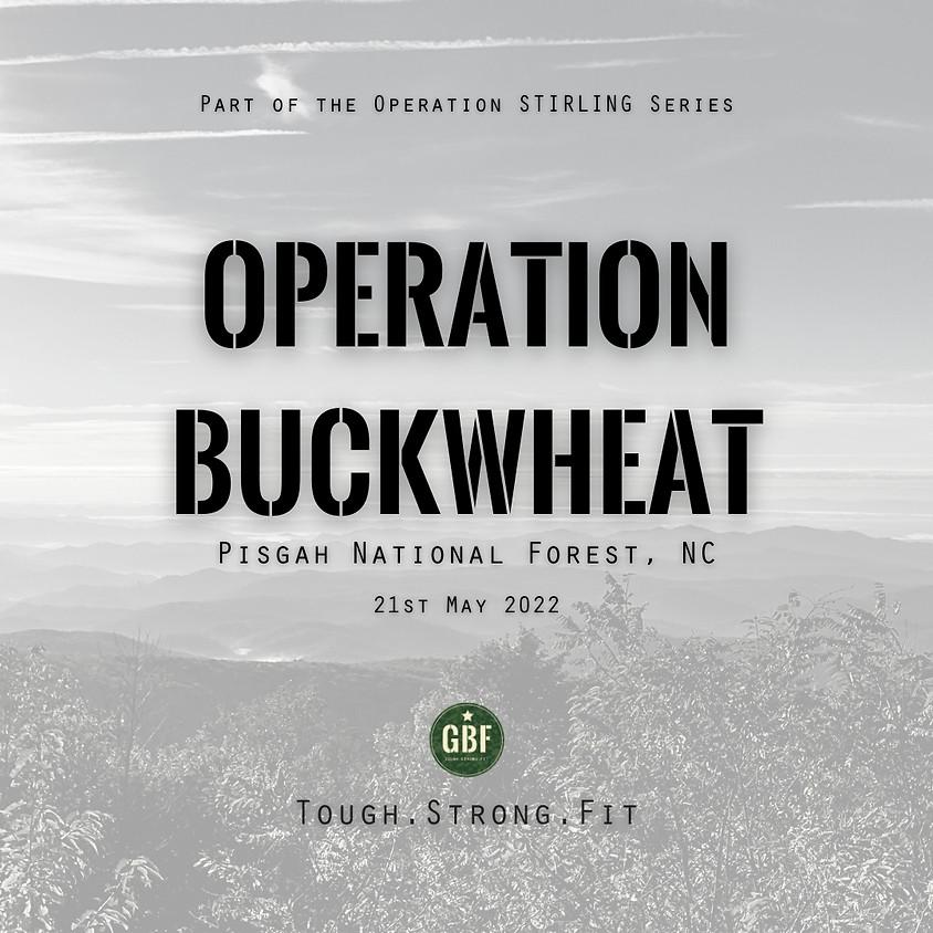 Operation BUCKWHEAT