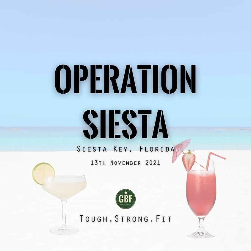 GBF Urban: Operation SIESTA