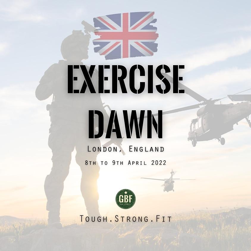 Exercise DAWN (London)
