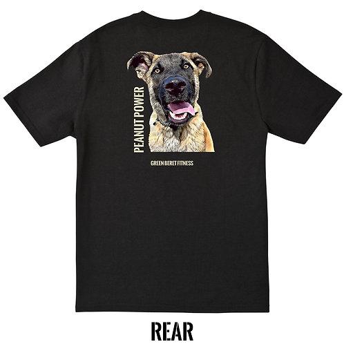 GBF Peanut Power t-shirt