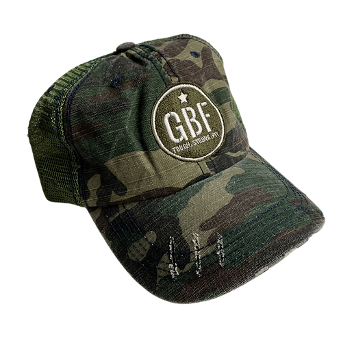 GBF Hat (camo)