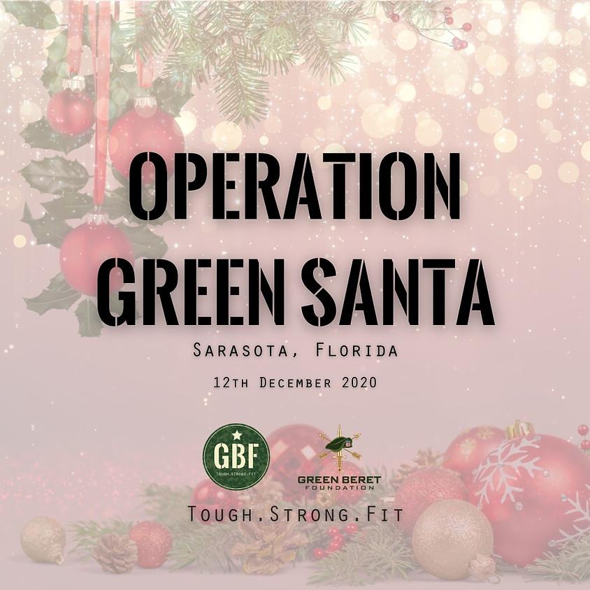 GBF Urban: Operation GREEN SANTA