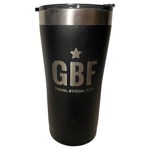 GBF 20-Ounce Tumbler (Black)