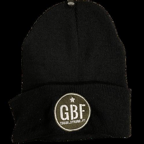 GBF Beanie (black)