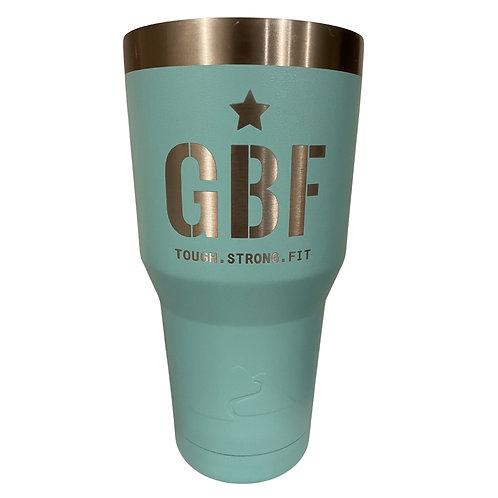 GBF 30-Ounce Tumbler (Turquoise)