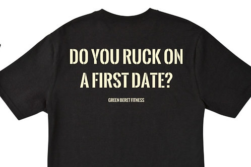 T-Shirt: First Date (Pre-Order)