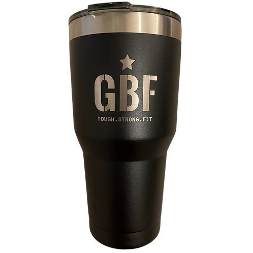 GBF 30-Ounce Tumbler (Black)