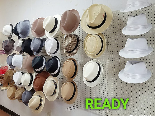 Fashionable men hats